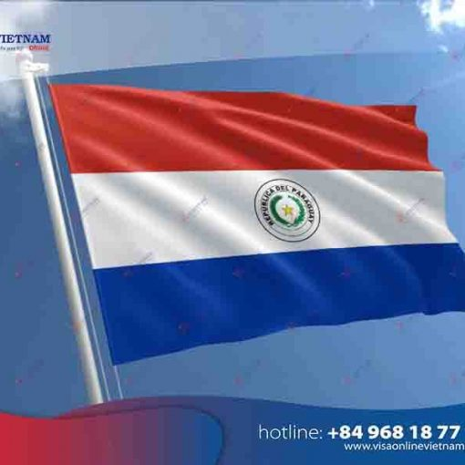 How to get Vietnam visa on Arrival in Paraguay?