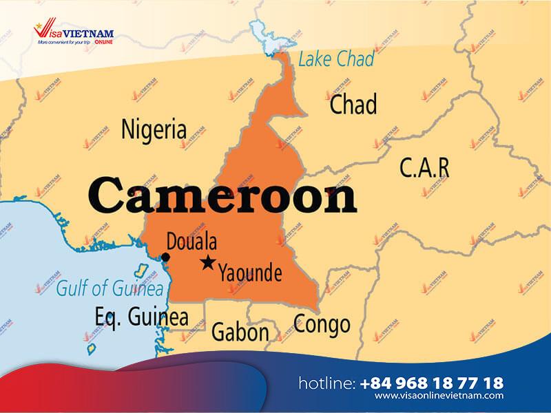 How to get Vietnam visa on arrival in Cameroon?