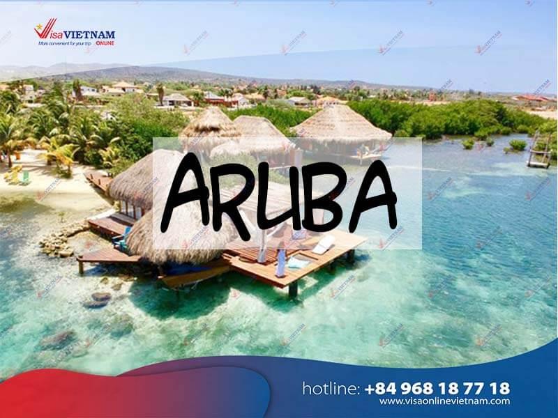 How to get Vietnam visa on Arrival in Aruba?