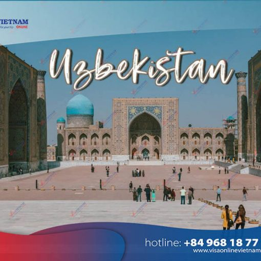 Best advice to get Vietnam visa on Arrival in Uzbekistan