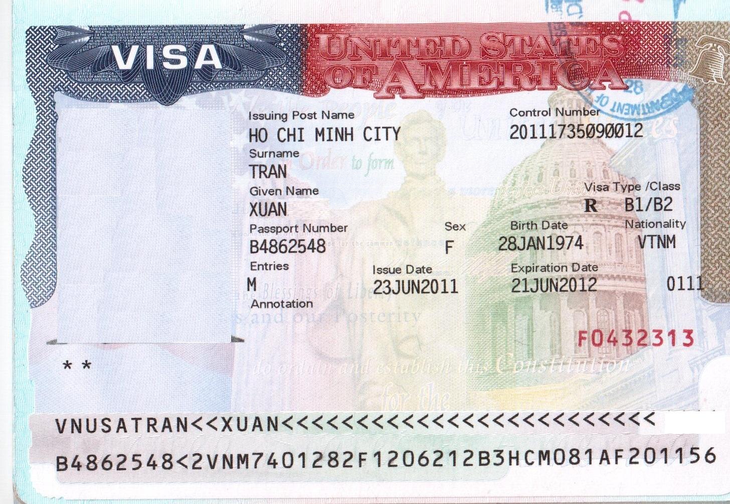 sổ tiết kiệm trong hồ sơ xin visa Mỹ