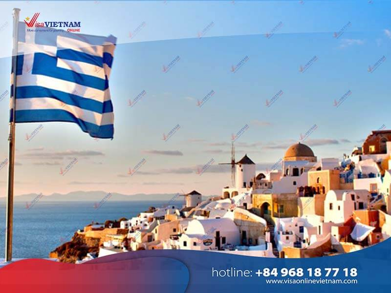 How to get Vietnam visa in Greece? - Βίζα στην Ελλάδα