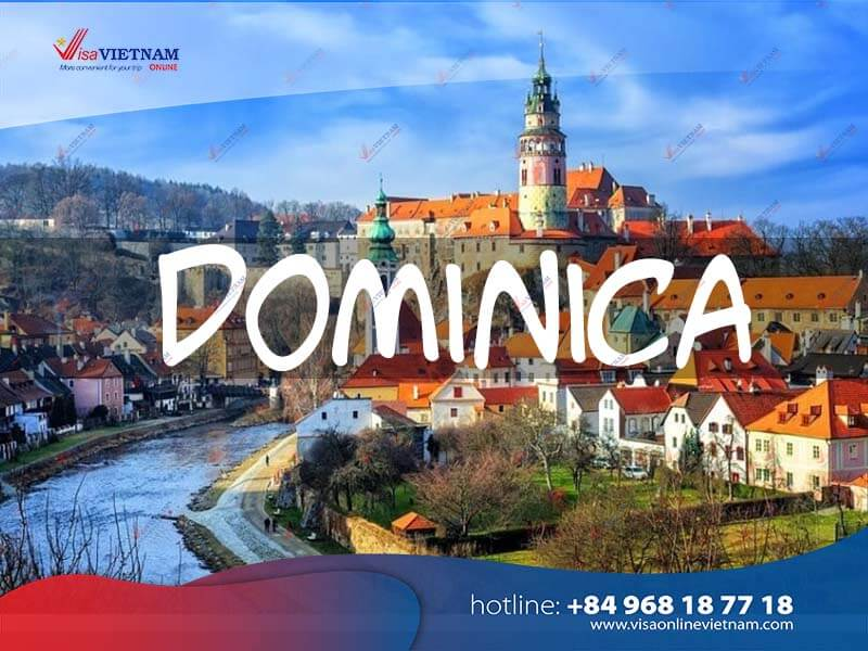 How to get Vietnam visa in Dominica? - Visa de Vietnam en Dominica