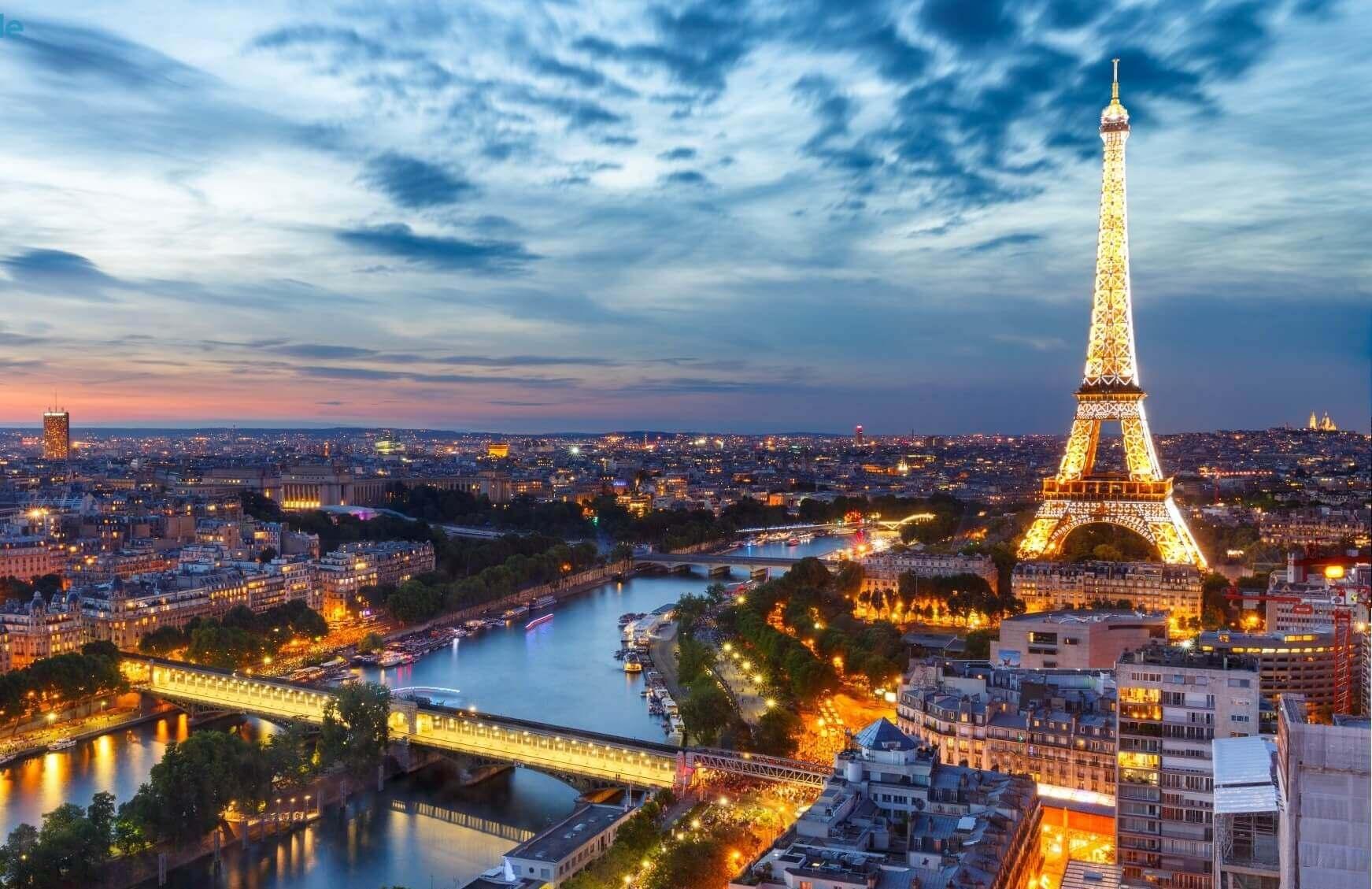 Xin visa đi Pháp mất bao lâu