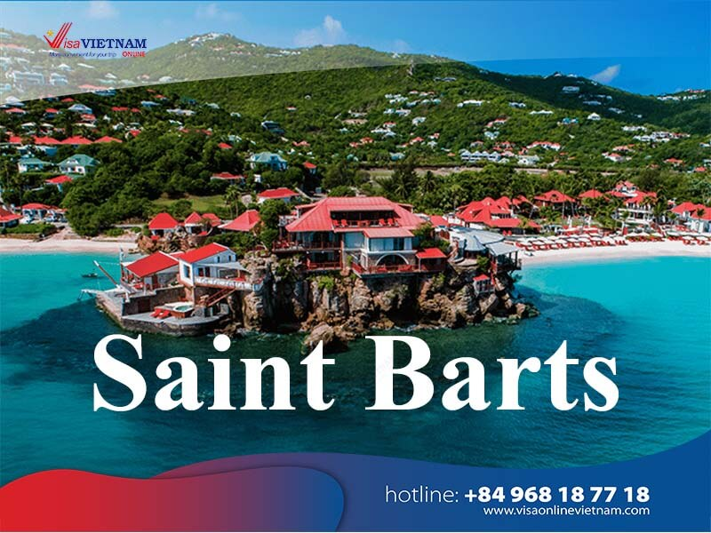 How to get Vietnam visa in Saint Barts? - Visa Vietnam à Saint Barth