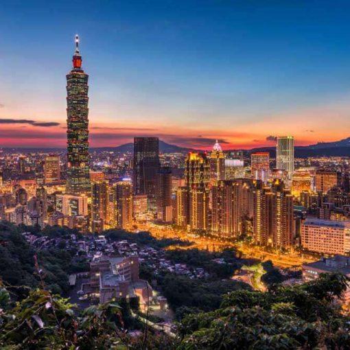 Khoảng thời gian bay từ Việt Nam sang Đài Loan mất bao lâu?