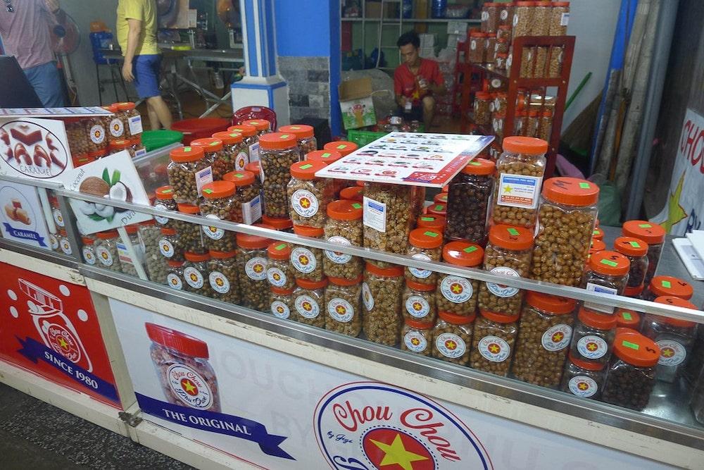 Lang thang chợ đêm Phú Quốc