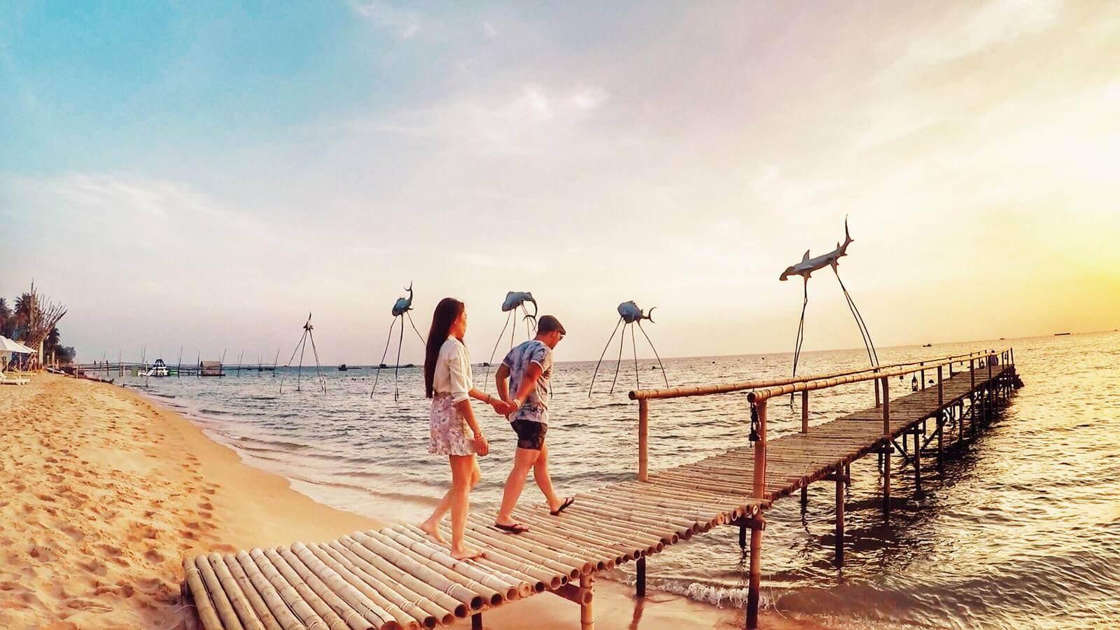 [Du lịch Phú Quốc] Ngắm hoàng hôn đảo ngọc không thể thiếu 4 hồ bơi vô cực này
